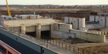 Budowa stopnia wodnego na Odrze w Malczycach
